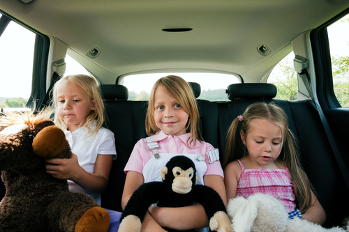 kids roadtrip