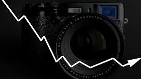 camera with chart